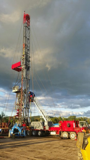 Workover Rigs Consolidated Well Site Services